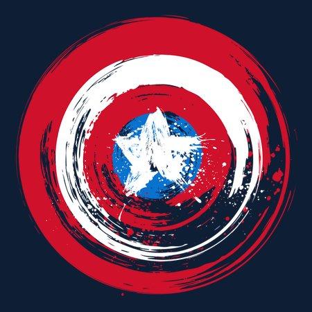 I Am The Shield T-Shirt thumbnail
