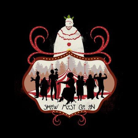 American Circus T-Shirt
