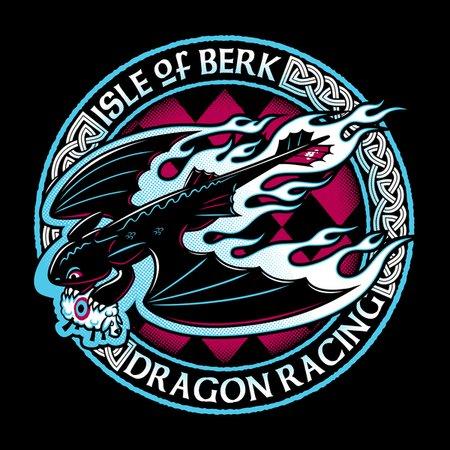Dragon Racing T-Shirt