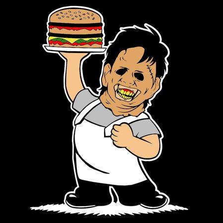 B Burger T-Shirt