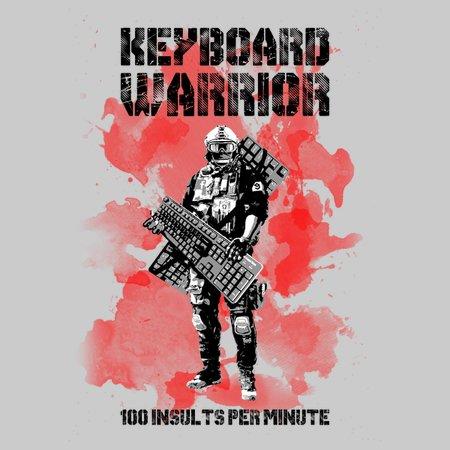 Keyboard warrior - NeatoShop