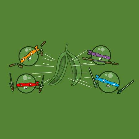 Ninja Peas T-Shirt