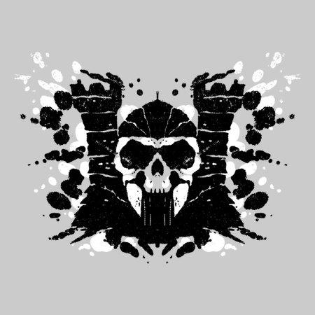 Grayrschach T-Shirt