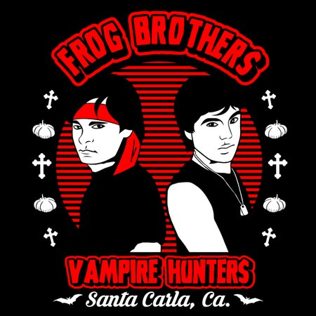 Vampire Hunters – Santa Carla T-Shirt