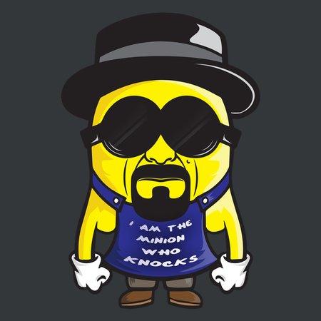 I Am The Minion Who Knocks T-Shirt