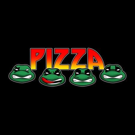 Pizza Lovin' Dudes T-Shirt