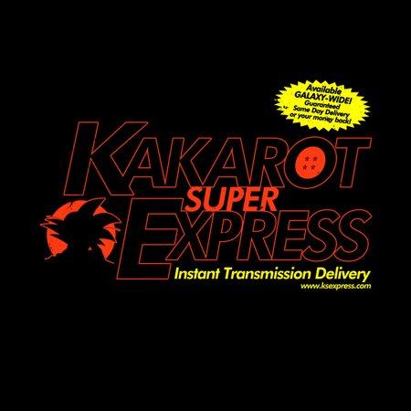 Kakarot Super Express T-Shirt