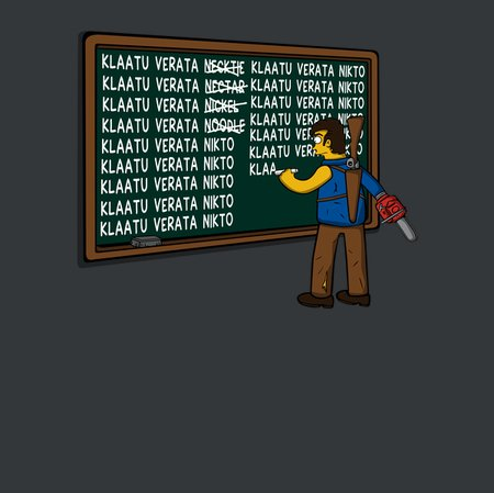 Ash Detention T-Shirt