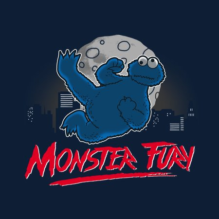 Monster Fury T-Shirt
