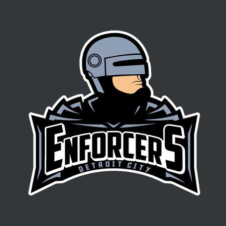 Detroit City Enforcers T-Shirt