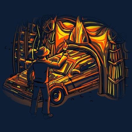 Amazing Inca Tresaur T-Shirt