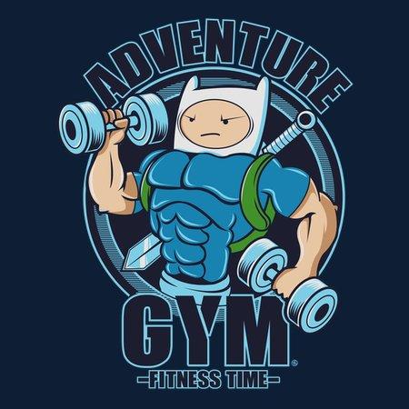 Adventure Gym T-Shirt