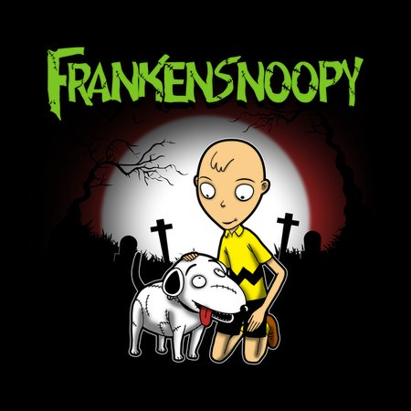 Frankensnoopy T-Shirt