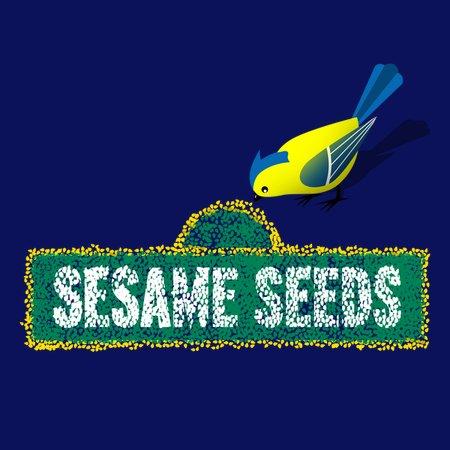 Sesame Seeds T-Shirt