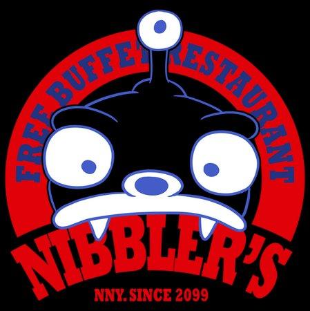 Nibbler's Free Buffet Restaurante T-Shirt