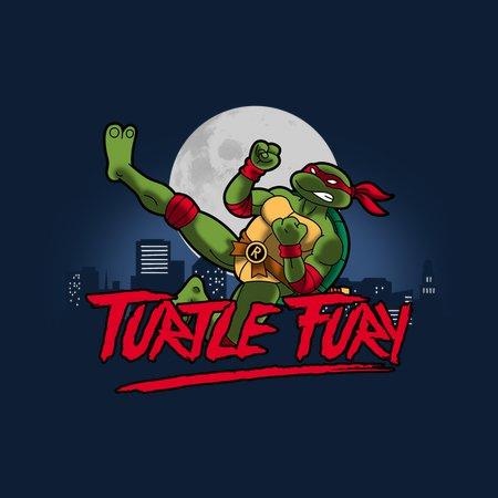 Turtle Fury T-Shirt