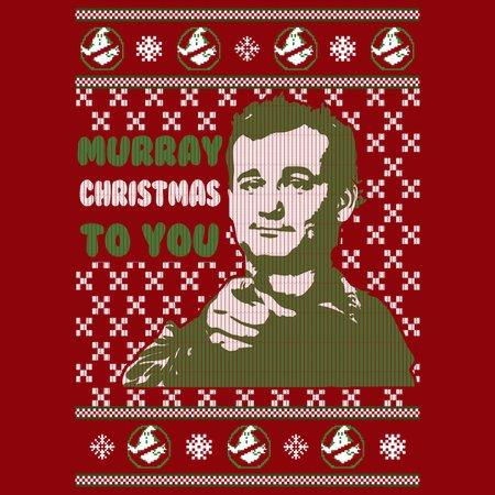 Murray Christmas 2015 Ugly Christmas Sweater T-Shirt