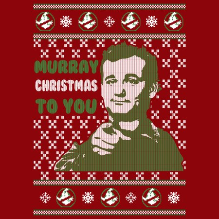 murray christmas 2015 ugly christmas sweater t