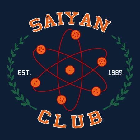 Saiyan Club T-Shirt