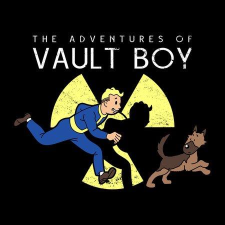 картинки vault boy