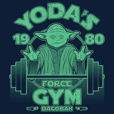 Dagobah Gym T-Shirt