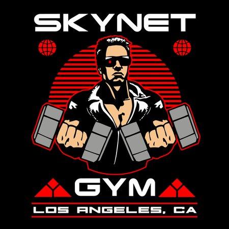 Cyborg Gym T-Shirt