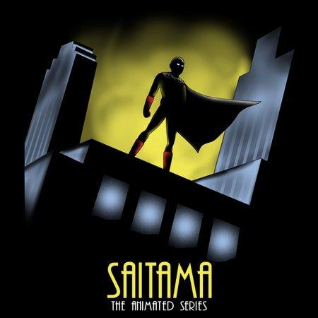 Saitama The Animated Series T-Shirt