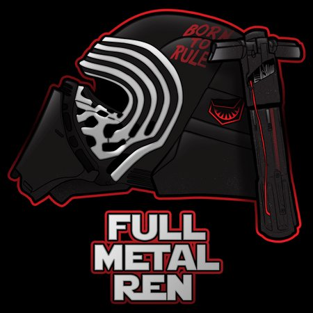 Full Metal Ren T-Shirt