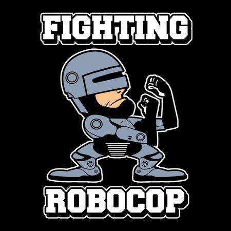Fighting Robo T-Shirt