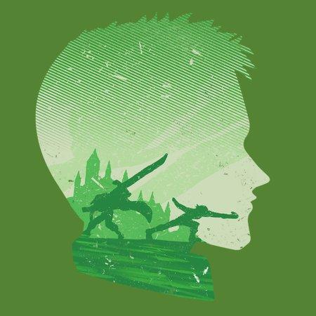 Pirate Hunter Zoro T-Shirt