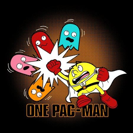 One Pac-Man T-Shirt