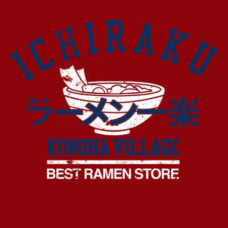 Ichiraku Ramen T-Shirt
