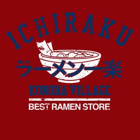 Ichiraku Ramen T-Shirt thumbnail