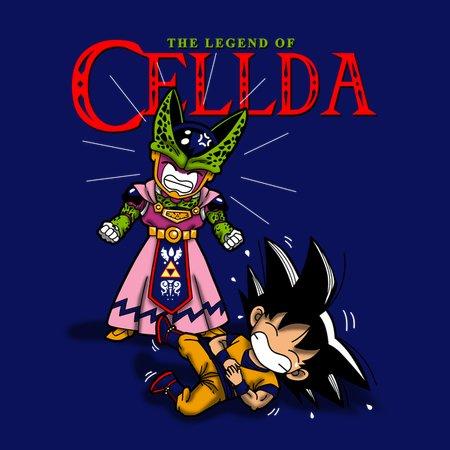 The Legend Of Cellda T-Shirt