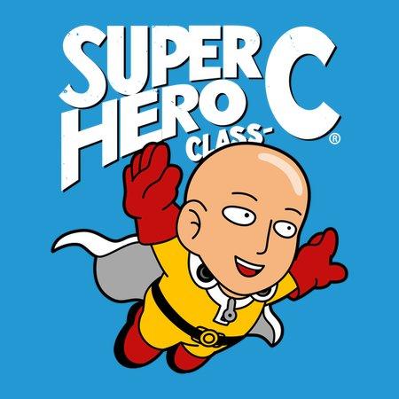 Superhero Class-C T-Shirt