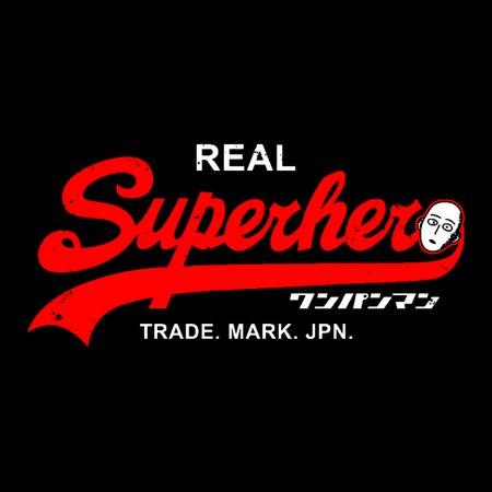 Real Superhero T-Shirt