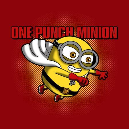 One Punch Minion T-Shirt