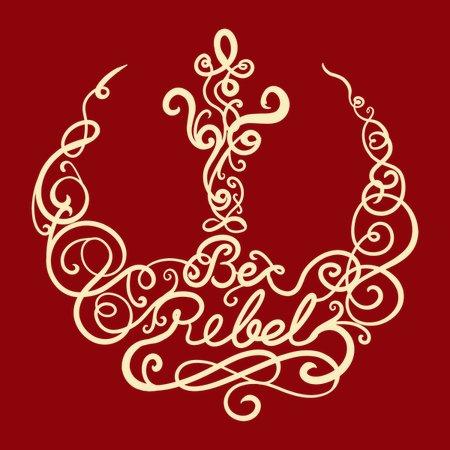 Be Rebel T-Shirt