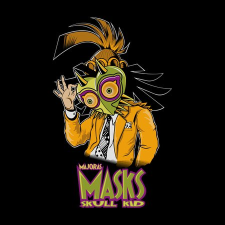 Link The Mask T-Shirt thumbnail