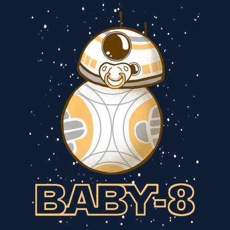 Baby-8 T-Shirt