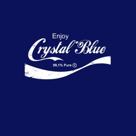 Crystal Blue V3 T-Shirt