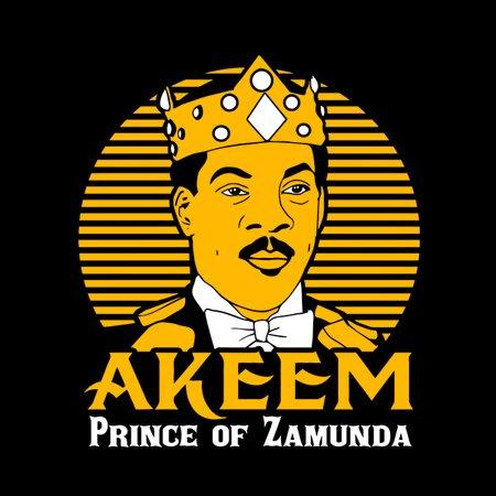 Akeem – Prince Of Zamunda T-Shirt