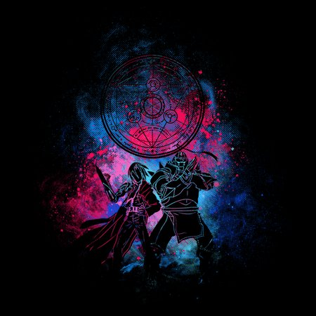 Alchemist Art T-Shirt