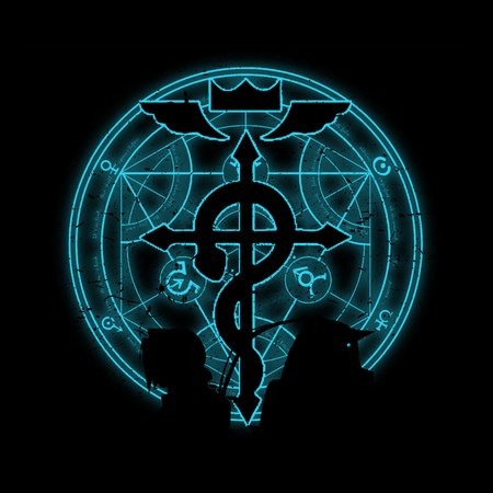 Shadow Of Alchemist T-Shirt