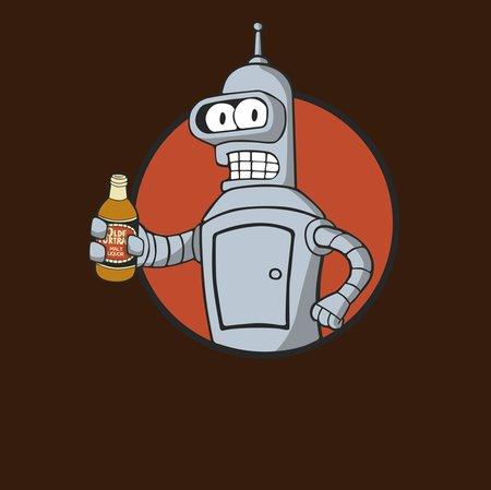 Vault Bot T-Shirt