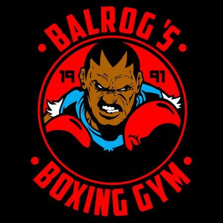 Balrog's Gym T-Shirt