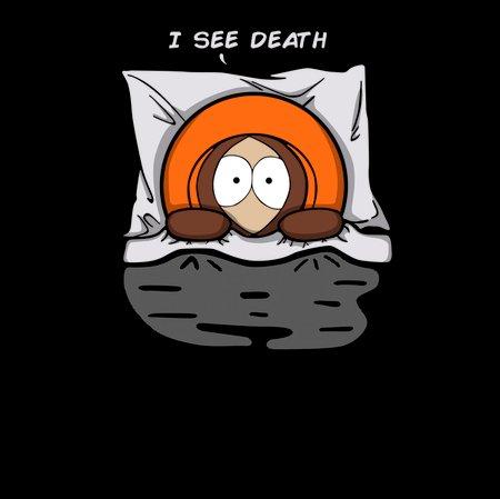 I See Death T-Shirt