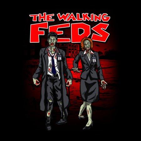 The Walking Feds T-Shirt
