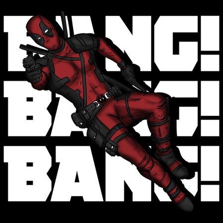 Bang Bang Bang T-Shirt