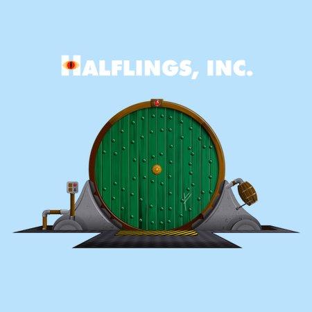 Halflings, Inc. T-Shirt